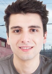 st austin profile face