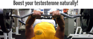 How to naturally boost testosterone and enjoy a healthy sex life