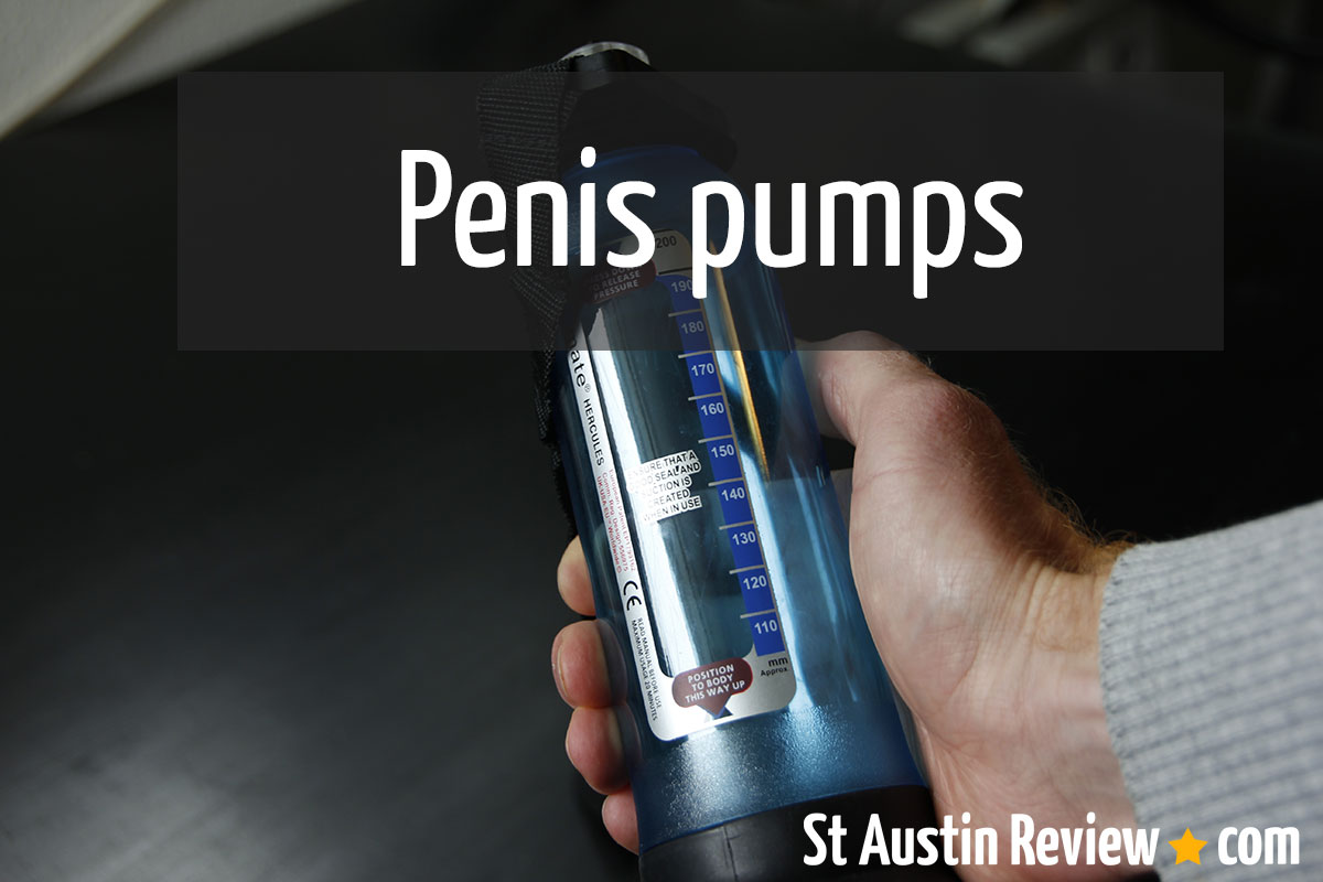 Top 3 Best penis pumps in 2017