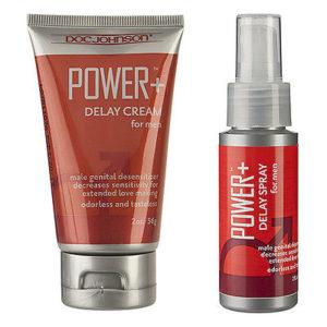 Doc Johnson Power Plus Delay Cream review 2017