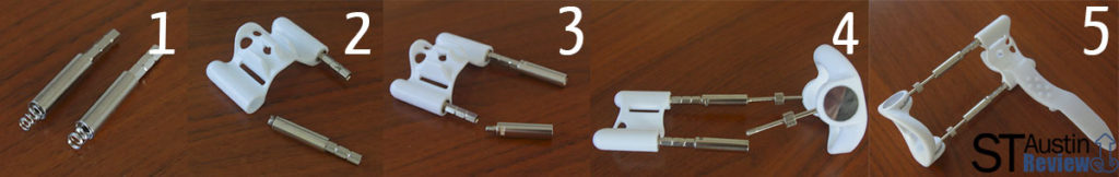 How to assemble the sizegenetics extender