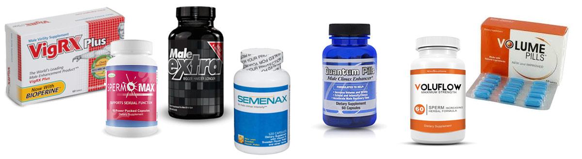 semen enhancer pills