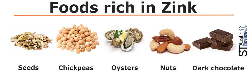 zink rich foods