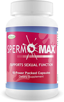 spermomax review