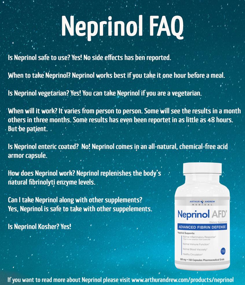 Neprinol FAQ