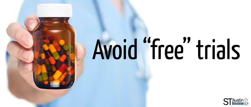 avoid free trials