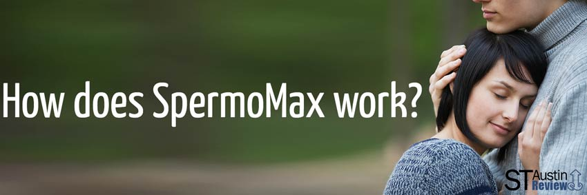 how does spermomax work
