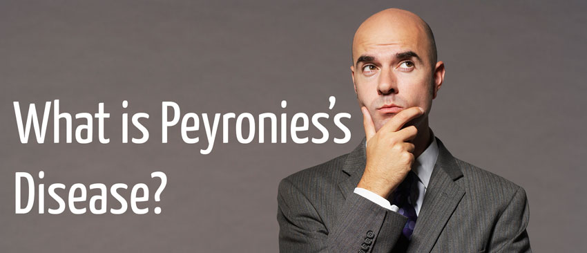 what is peyronies