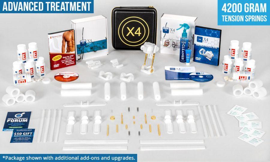 x4 labs straightener