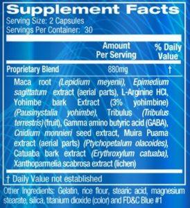 Xanogen ingredients