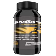 Alpha Man Pro Review 2018
